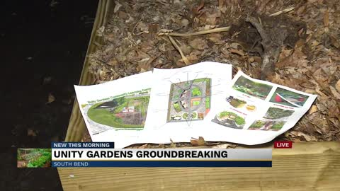 Unity Gardens, South Bend Mishawaka Leadership to create inclusive garden