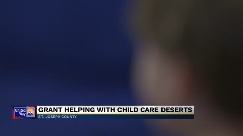 United Way of St. Joseph County wins $150,000 to address childcare deserts in Michiana