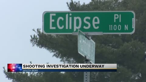 Victim walked into hospital after shooting on Eclipse Street