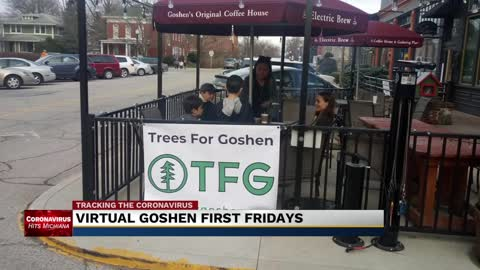 Goshen First Fridays going virtual