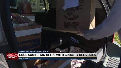 Good Samaritan group asks for donations to deliver to the needy