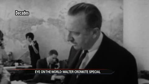 Decades remembers Walter Cronkite