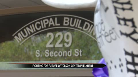 Was a decision to defund Tolson Center made prior to budget talks?