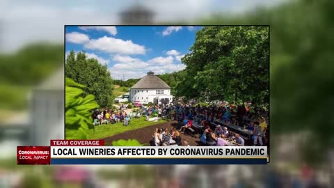 Wineries affected by coronavirus legislation