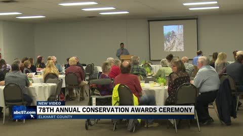 Winners announced for Elkhart County Conservation Awards