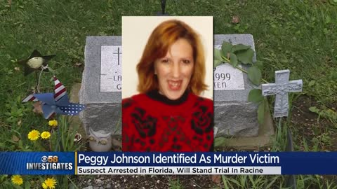 1999 homicide victim identified as 23-year-old Peggy Lynn Johnson; suspected killer charged