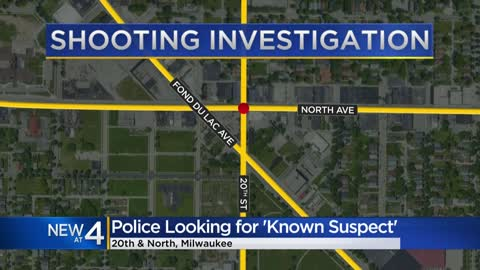 MPD: 20-year-old man seriously hurt in shooting near N. 20th and North