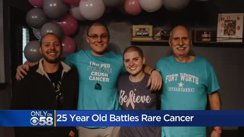 25-year-old Wauwatosa woman battles stage 3 breast cancer