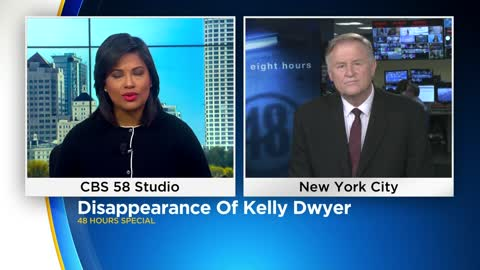 Extended interview: '48 Hours' Peter Van Sant dives into the disappearance of Kelly Dwyer