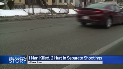 Milwaukee sees 5 shootings in less than 24 hours: 'Don't...