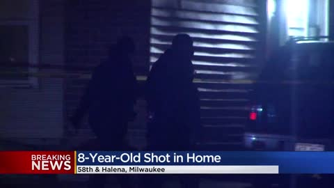 MPD: 8-year-old girl shot near 60th and Helena, 21-year-old arrested