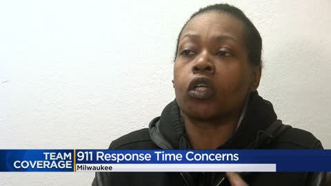 911 caller draws attention to police response time after murder...