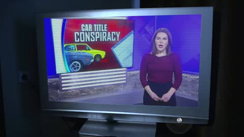 Car Title Conspiracy Update Tuesday @10 p.m.
