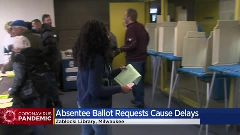 Absentee ballot troubles build days before April primary, leaders...