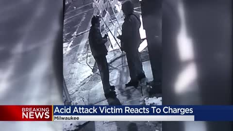 61-year-old man accused in Milwaukee acid attack charged with hate crime