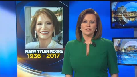 Actress Mary Tyler Moore is dead at age 80, publicist says