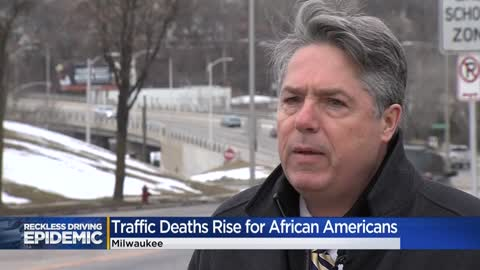 ' Auto deaths for African Americans double in 5 years