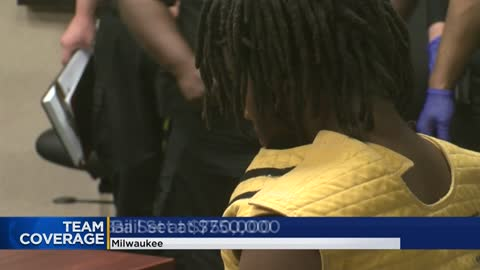 $750K bond set for man accused in murders of Milwaukee mother,...