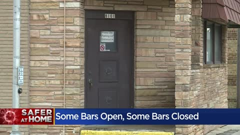 'Doesn't seem to be fair:' Bars allowed to reopen in some parts of Wisconsin, while others must wait