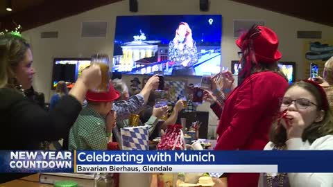Glendale's Bavarian Bierhaus celebrates the new year with Germany