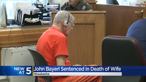 John Bayerl sentenced to life in prison for 1979 murder of wife