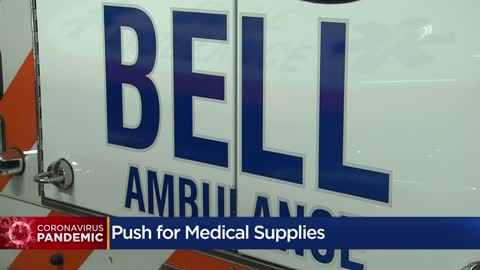 Calling on tattoo shops, salons for help: Bell Ambulance needs masks, other protective supplies