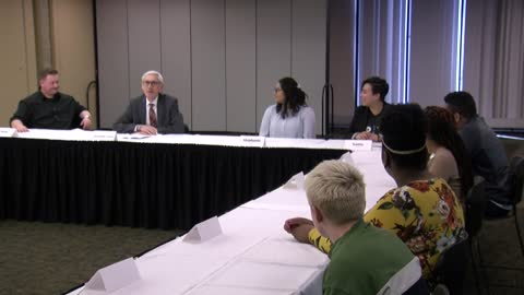 Governor Evers brings 'People's Budget Tour' to Milwaukee
