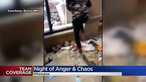 'They took everything': 16 Milwaukee businesses damaged,...