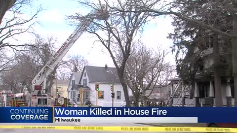Woman dies after house fire in Bay View, firefighters urge working...