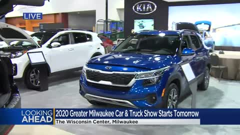 2020 Greater Milwaukee International Car & Truck Show rolls into...