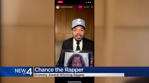 MPS teacher receives award, recognition from Chance The Rapper during Teacher Appreciation Week