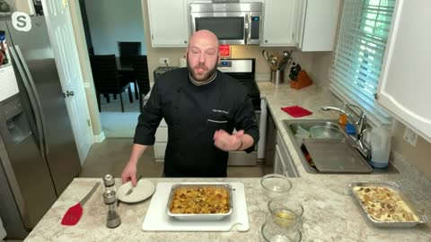Chef Mike Haracz shares easy breakfast recipe