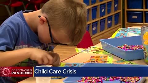 More than 25-percent of child care providers in the state expected...