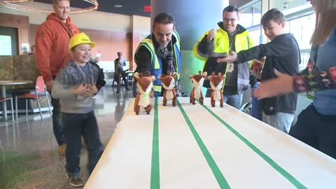 Children's Wisconsin hosts winter carnival for young patients and their families