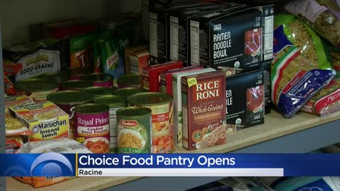 Salvation Army opens 'Choice Food Pantry' in Racine