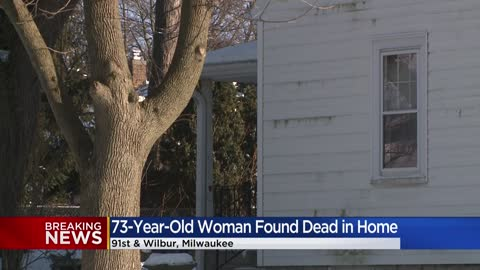 Officials: 73-year-old woman found dead in 'unheated' home near 91st and Wilbur