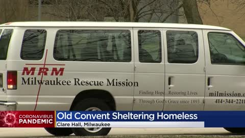 Former convent to be used as housing for homeless during coronavirus...
