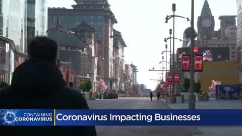 Under Armour says the coronavirus outbreak will hurt sales