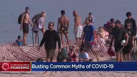 Local doctors help debunk COVID-19 myths