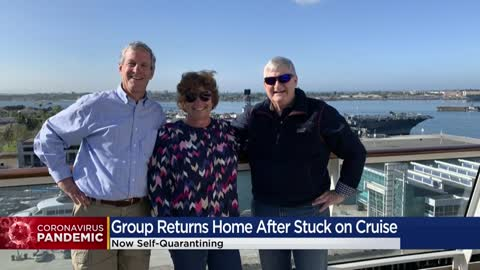 Local friend group returns to Wisconsin after being stuck on cruise ship due to COVID-19