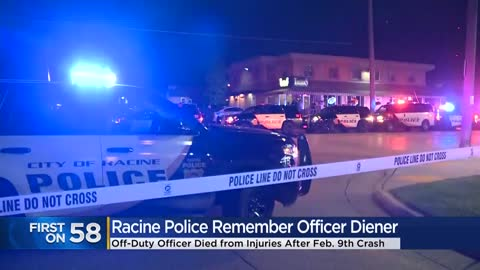 'She had a thirst for life:' Racine Police Department mourns...