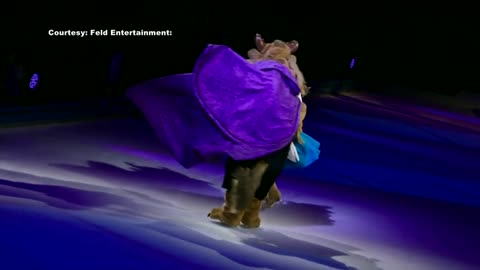 Disney on Ice celebrates 100 Years of Magic this weekend at Fiserv Forum