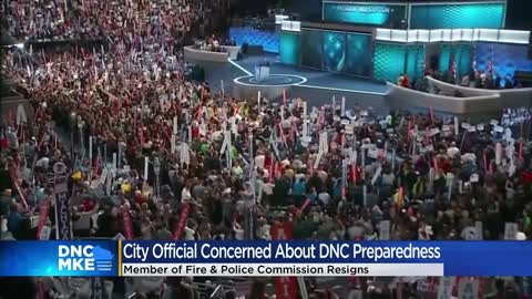 Milwaukee Fire and Police Commission official resigns, urges leaders to prepare staff for DNC
