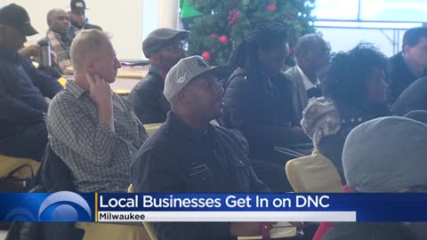 Leaders highlight potential business opportunities during DNC