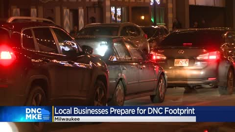 Local businesses prepare for DNC 'footprint'