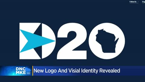 DNC Committee reveals official logo for 2020 convention