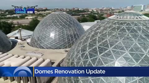 Milwaukee County Parks Director discusses future of Mitchell Park Domes