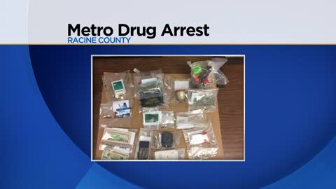 Two arrested for keeping drug house in Racine