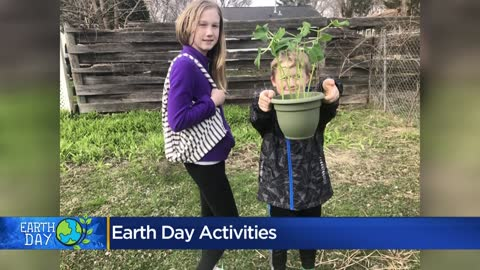 Wisconsin Environment provides ways to celebrate Earth Day while at home