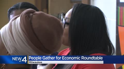 Community roundtable discuss impact of Trump policies in Milwaukee